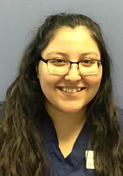 Jasmine – Licensed Veterinary Technician