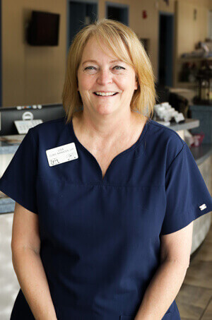 Lisa – Clinic Manager/Licensed Veterinary Technician