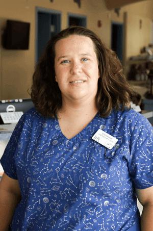 Stephanie, Licensed Veterinary Technician
