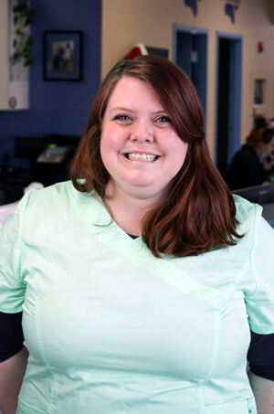 Cassidy – Veterinary Technician Student